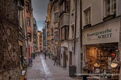 The Streets of Innsbruck