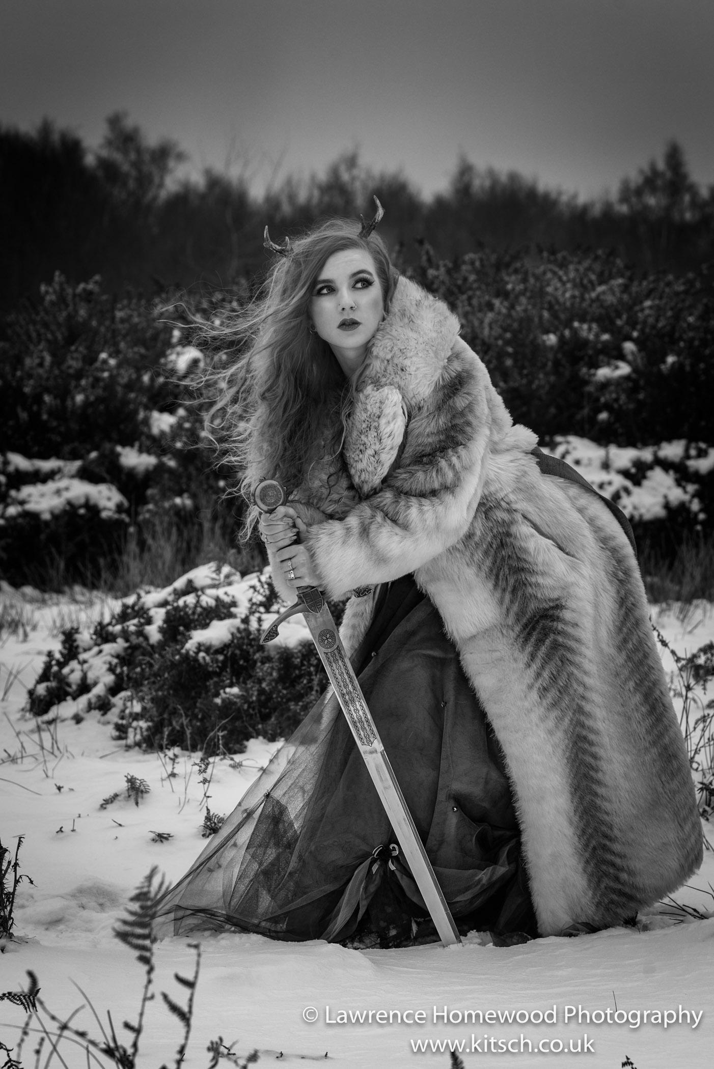 Fawn Princess - A Winters Tale21