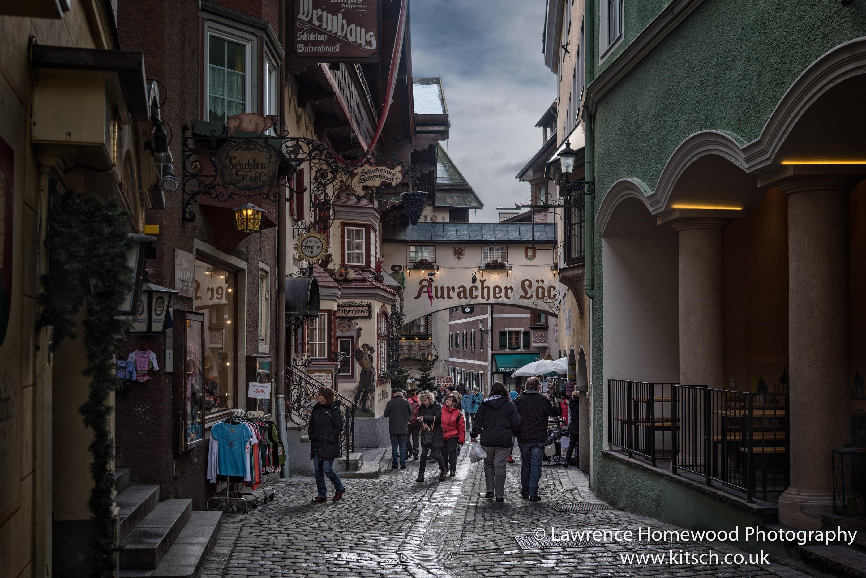 Kufstein old street 8