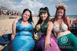 Trio of Mermaids