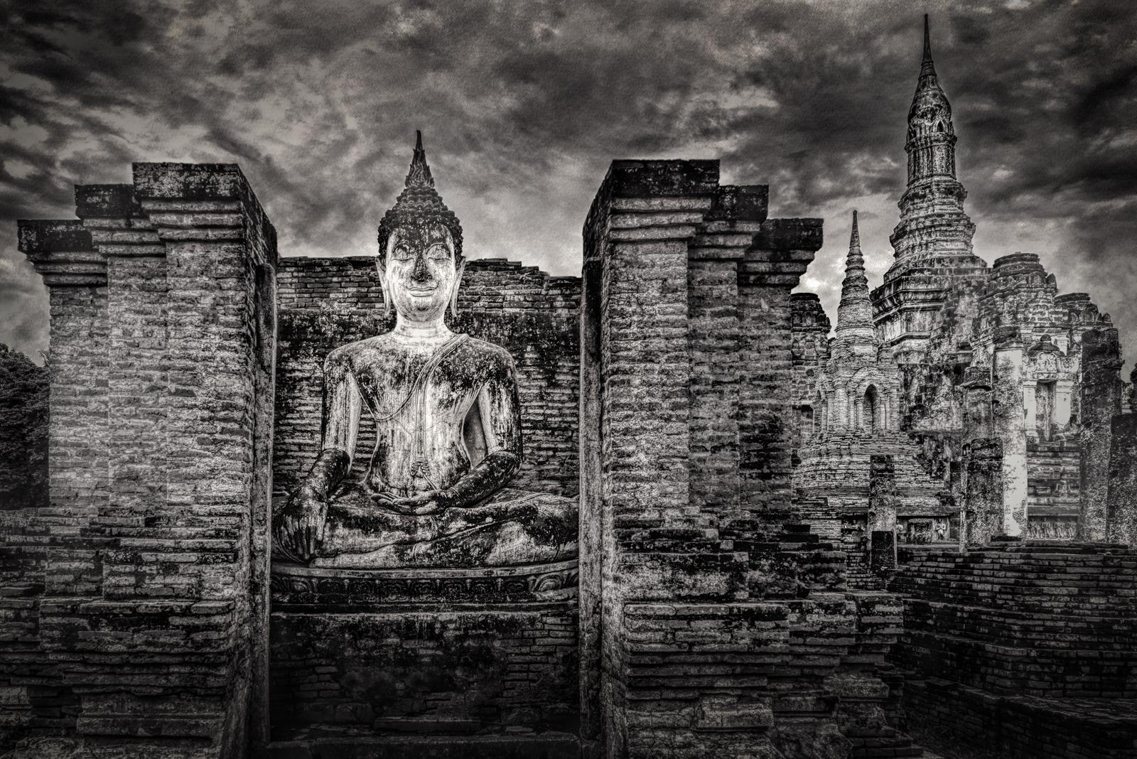 Ruins of Sukhothai