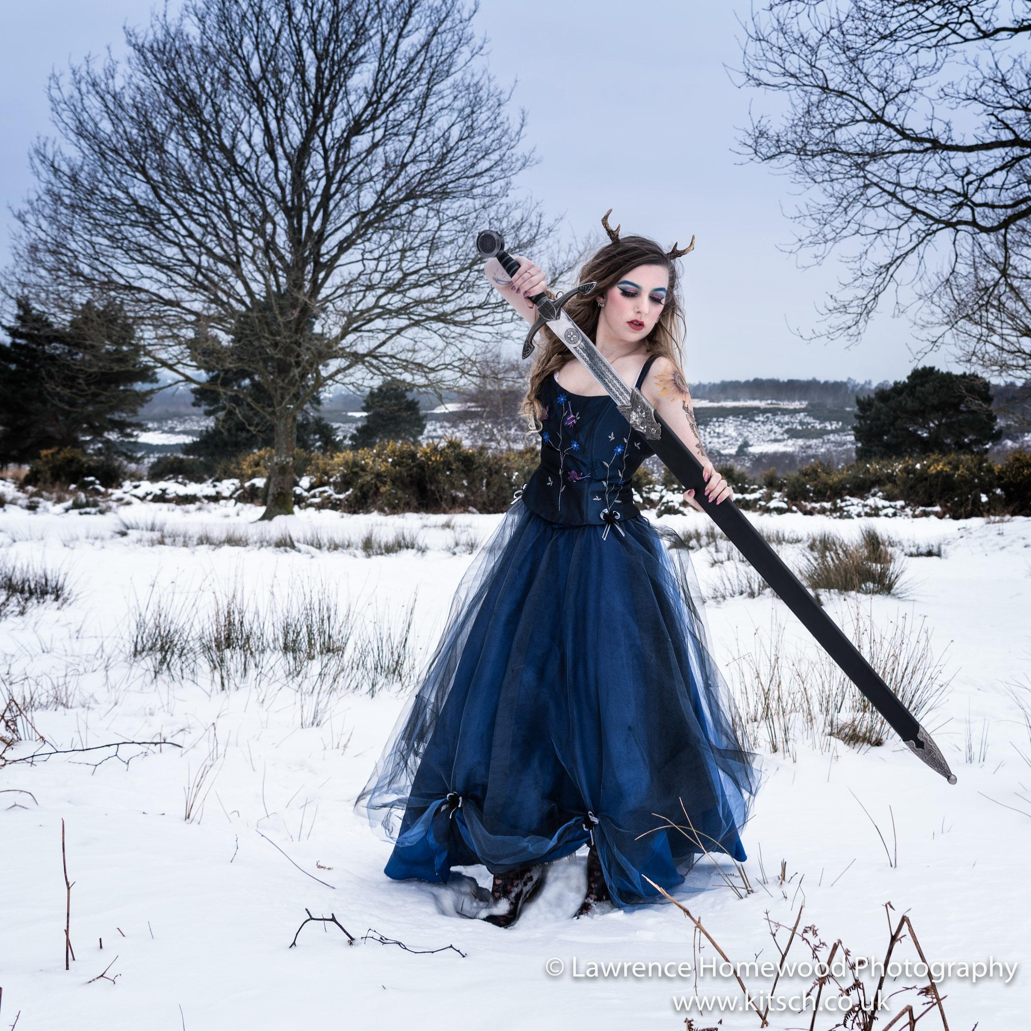 Fawn Princess - A Winters Tale27