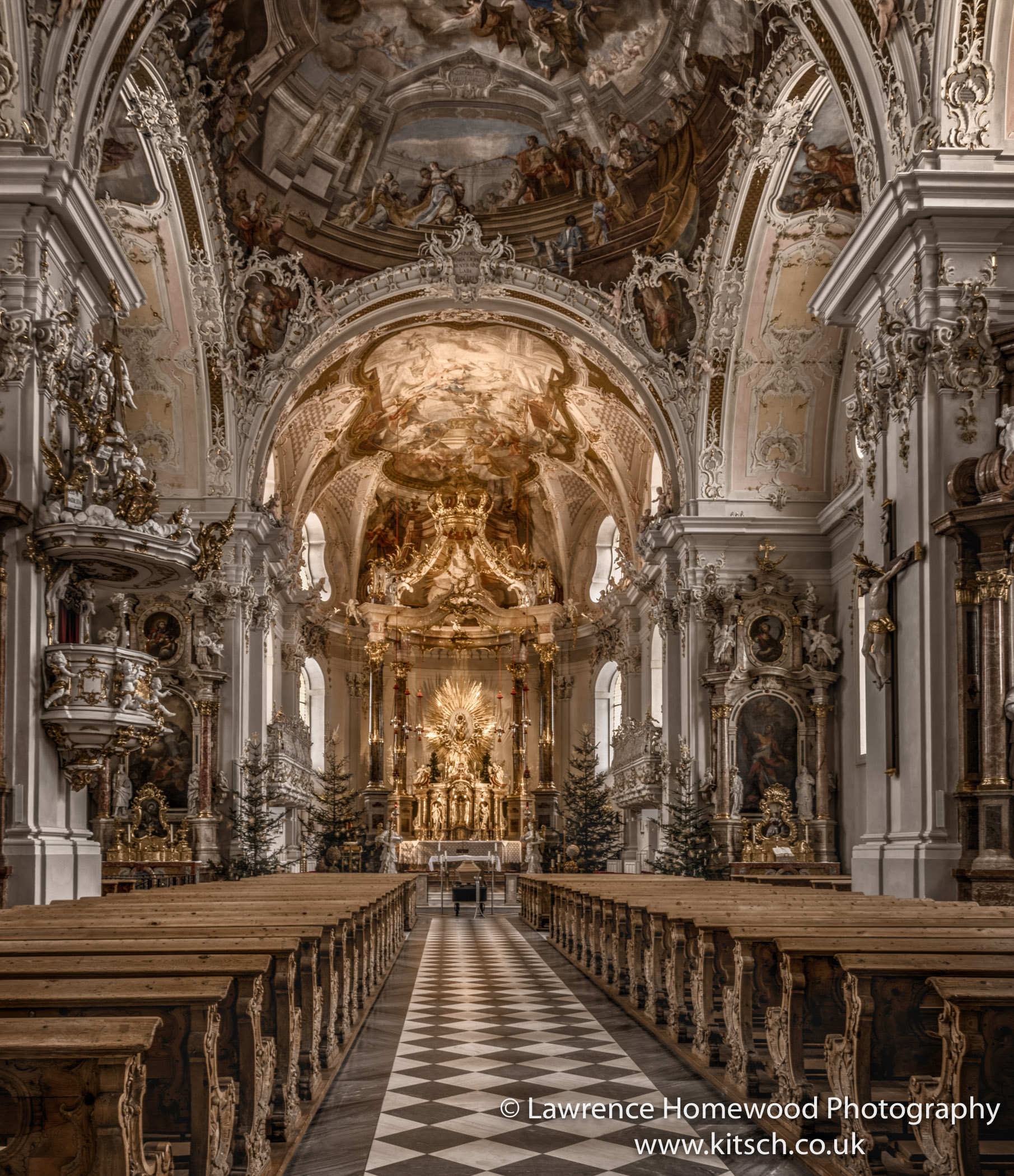 Innsbruck Catherdral
