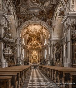 Innsbruck Catherdral