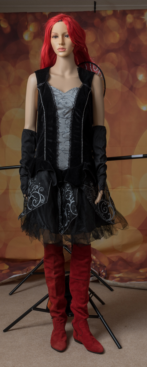 Gothic Style Size 16 - 18 with wings