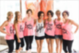 Bridal party body By Finn fitness online personal training in Kenmare co kerry Ireland weight loss