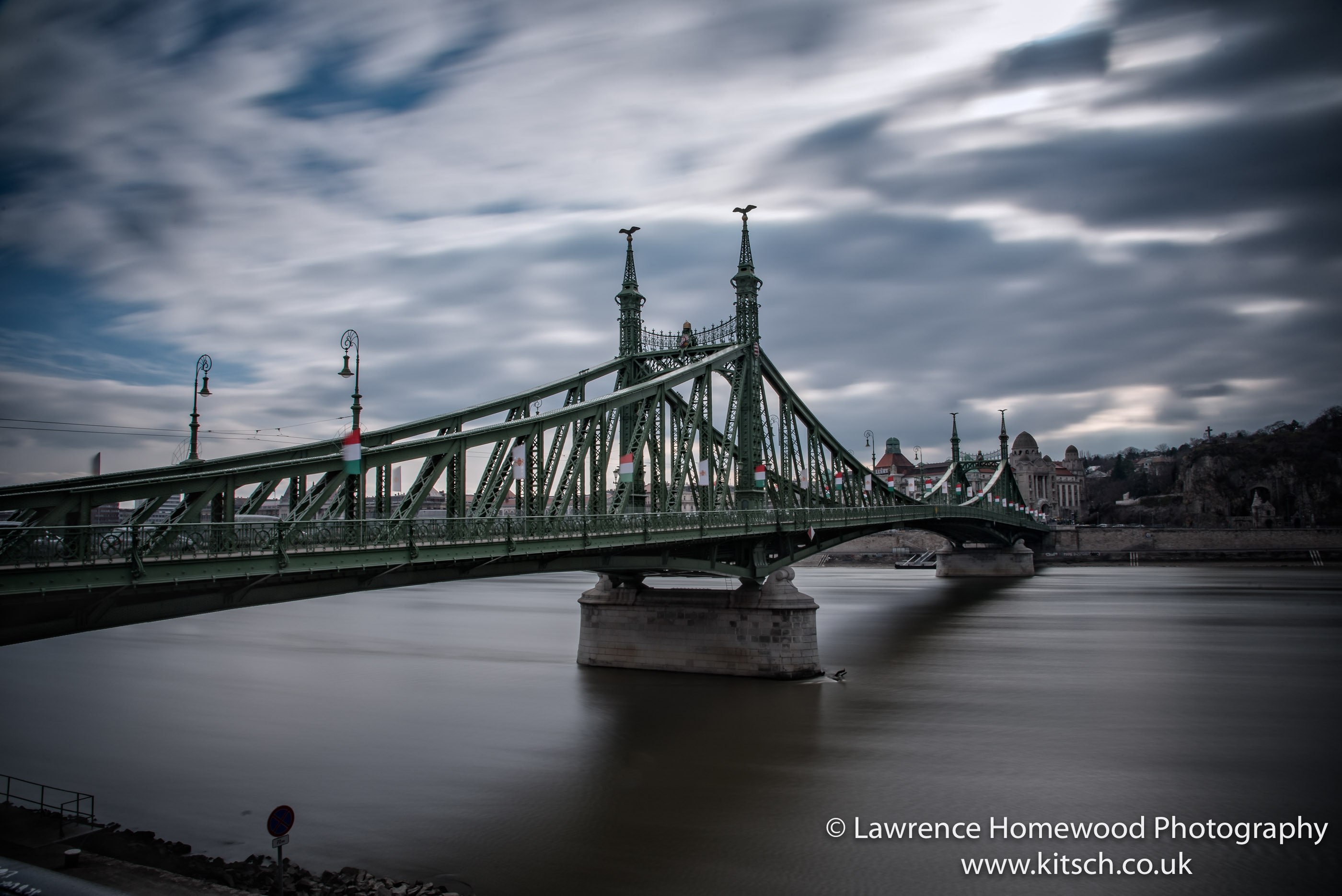 Franz Joseph Bridge Still Waters