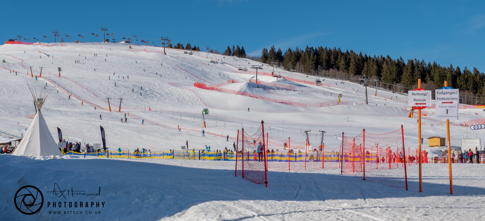 Ski Slope Feldbergerhof