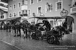 Horse and cart Kitzbuhl 1