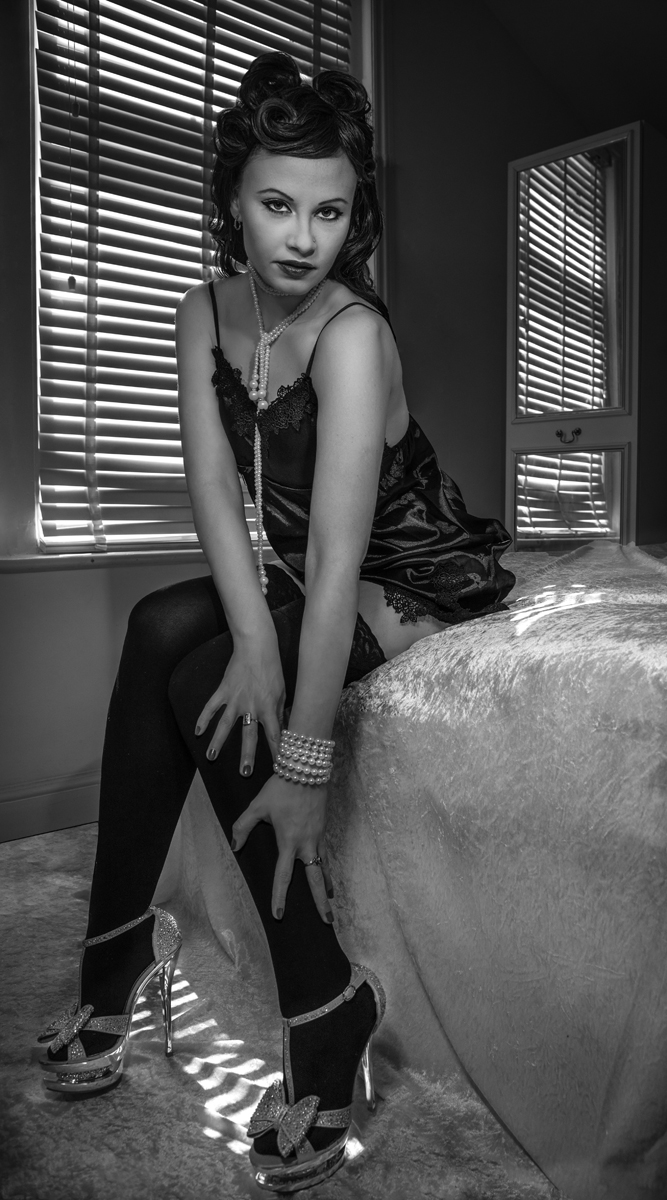Film Noir Dress you up with my Love