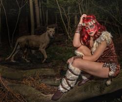 Tribal Theme Photo Shoot