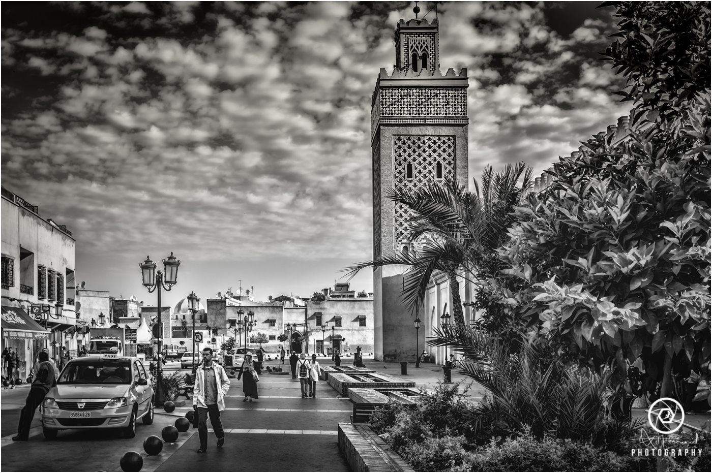 Life in Modern Marrakech