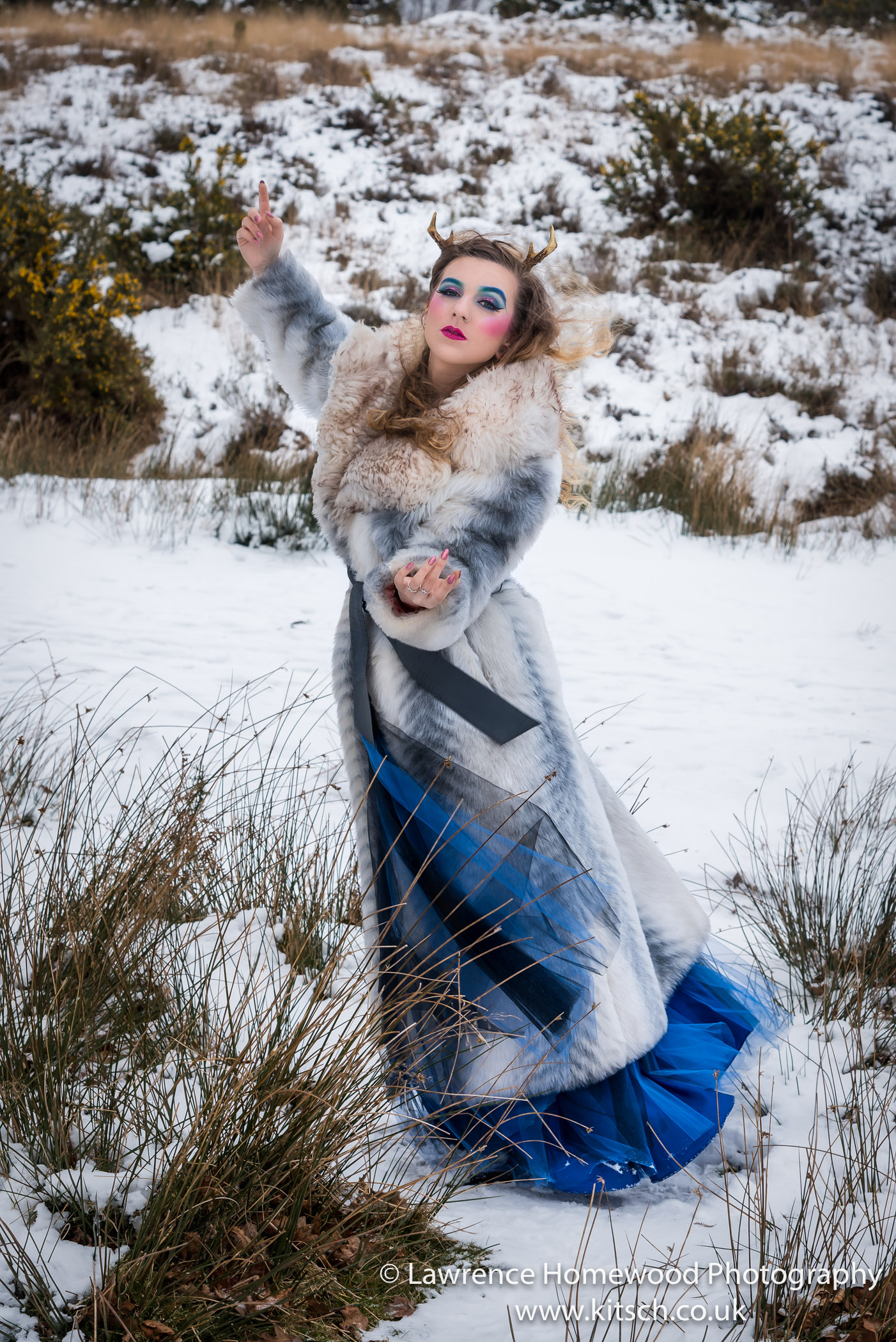 Fawn Princess - A Winters Tale08