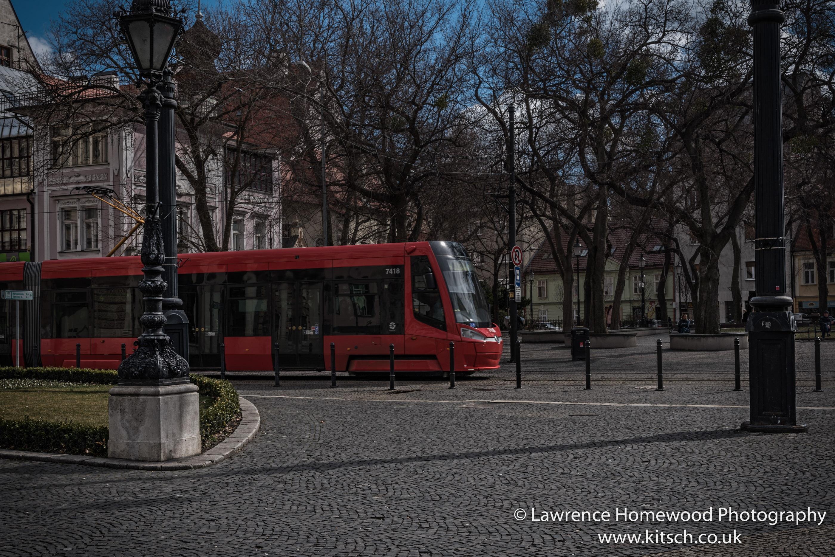 Red Tram Bratislava