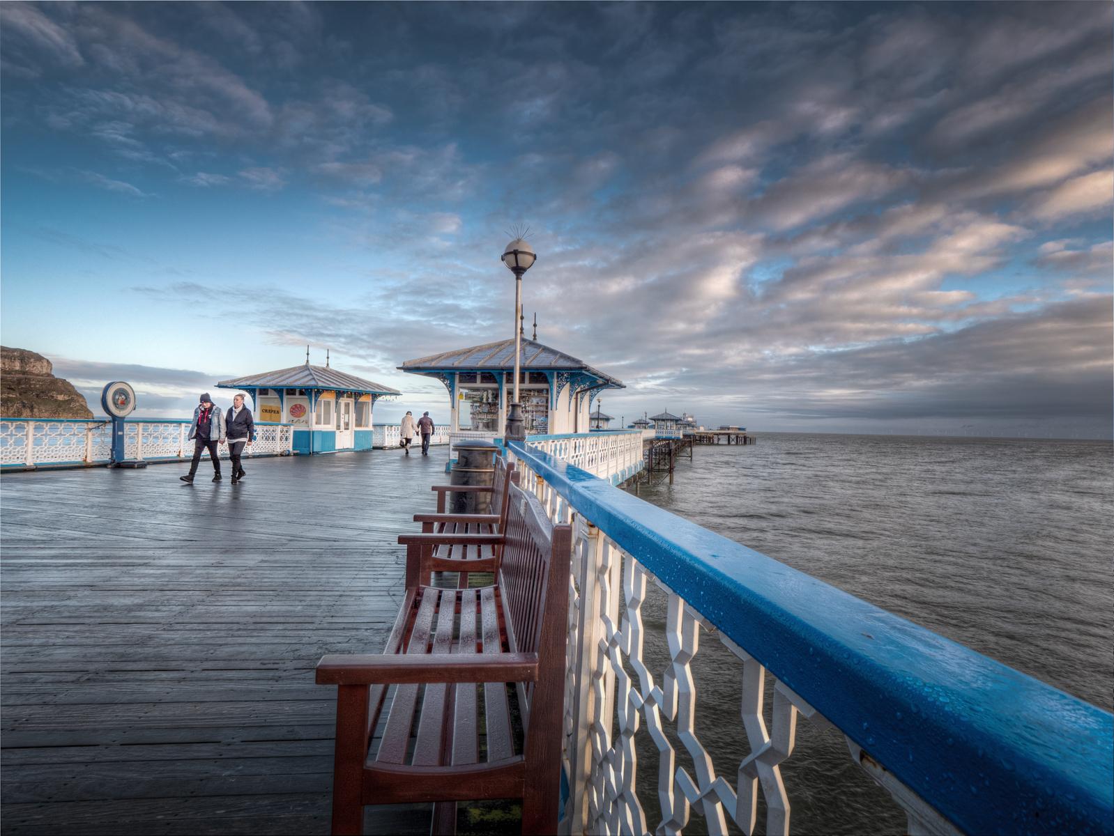 llandudno pier 1