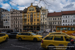 Yellow Cabs Europa Hotel Prague