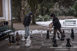 Chess on the Move