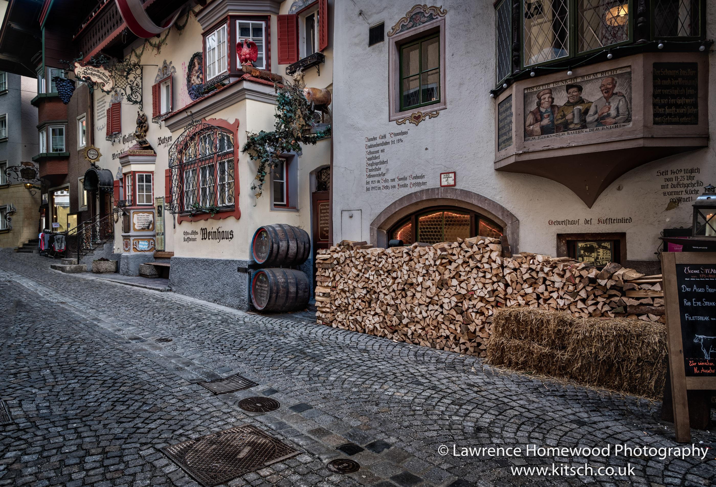 Kufstein old street 3