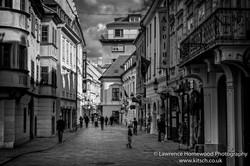 In the Streets of Bratislava