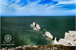 Needles Isle of Wight Alum Bay
