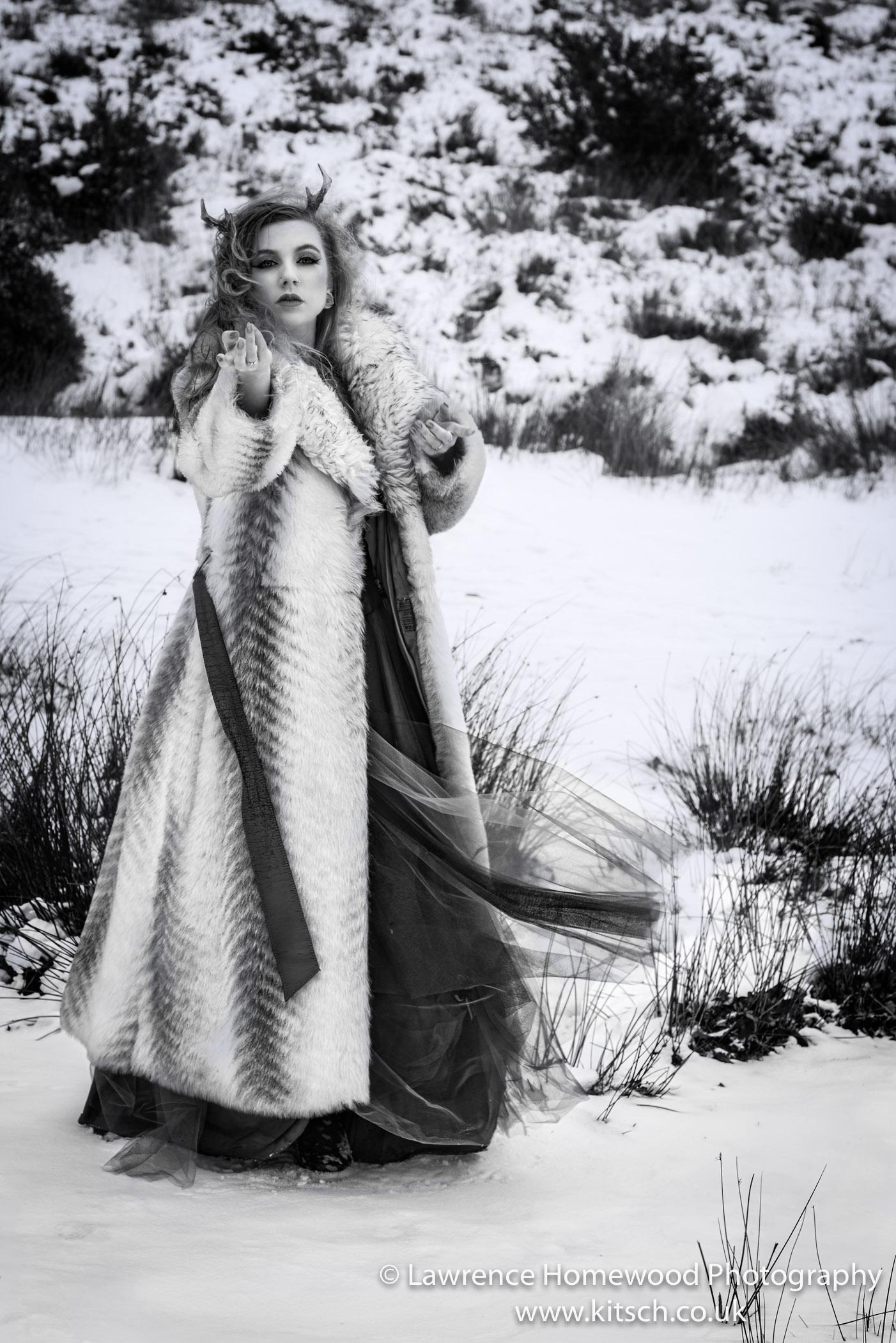 Fawn Princess - A Winters Tale12