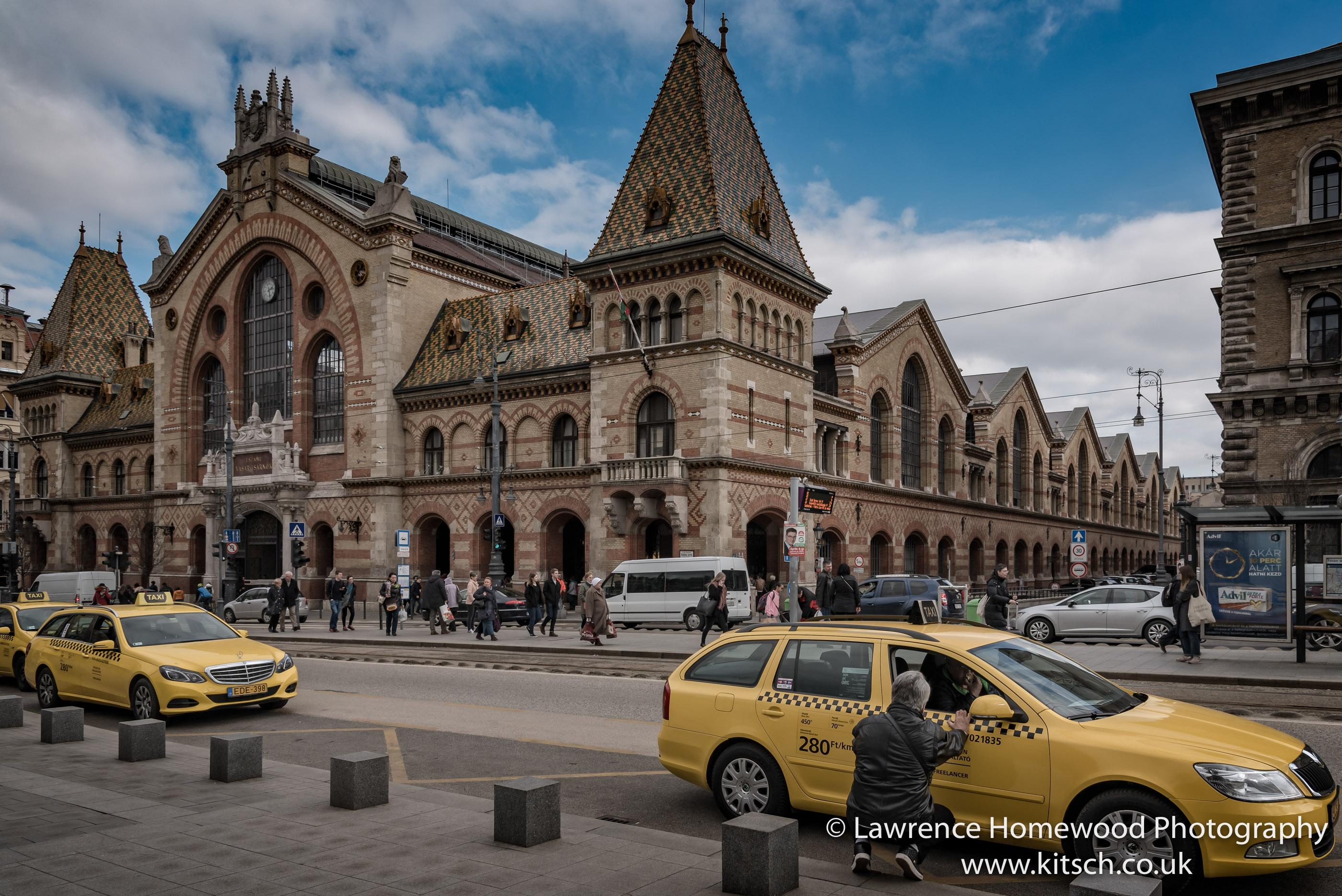 Budapest Market Building