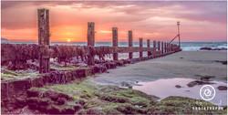 Shanklin Beach Sunrise