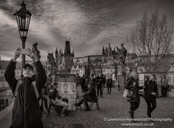 Picture Perfect at Charles Bridge