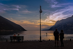 Torbole Lake Garda
