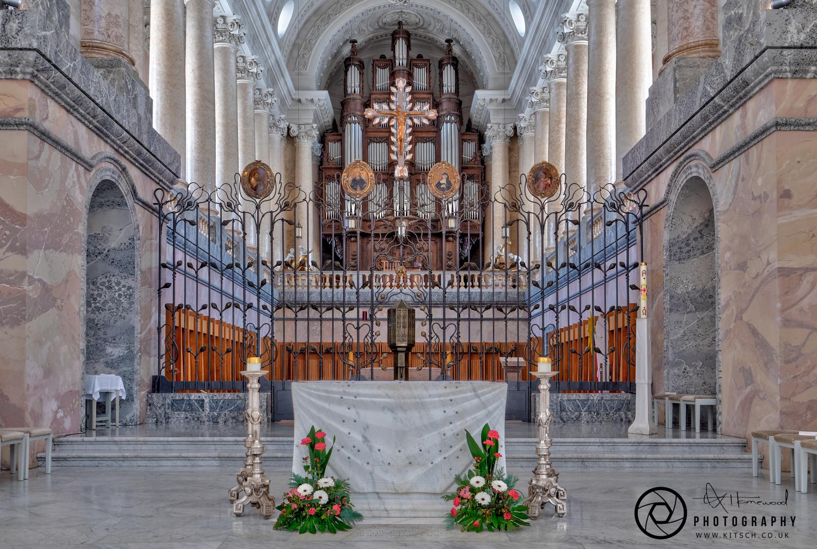 St Blasien interior