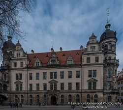 Dresden Baroque buildings