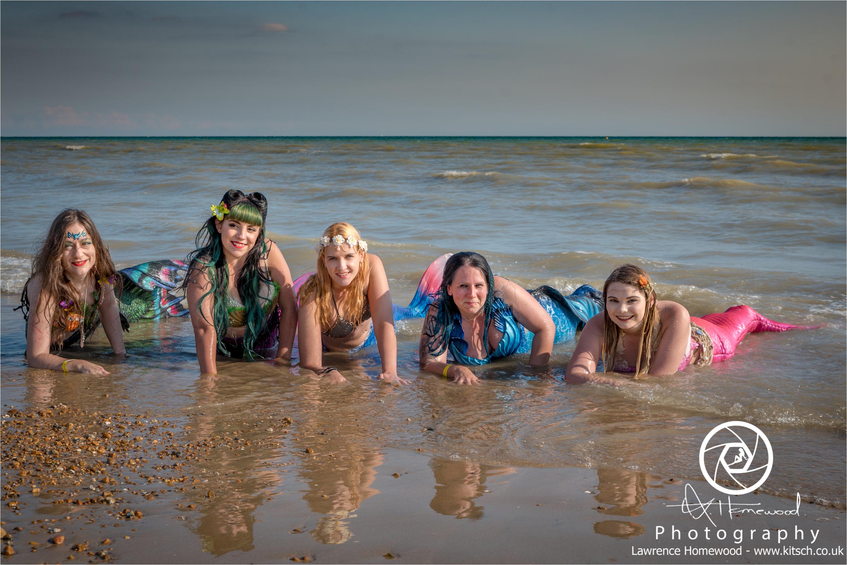 Four Mermaids