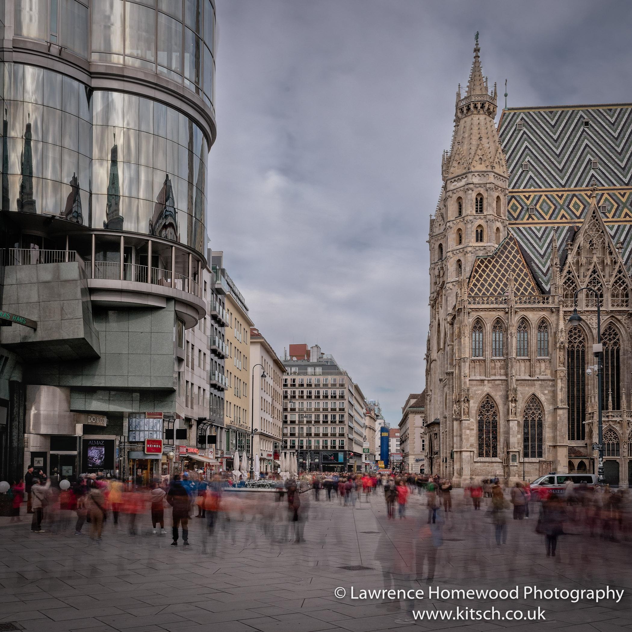 Stephensdom Street View Vienna 1