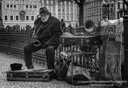 Vladimir Pinta Jazz Musician