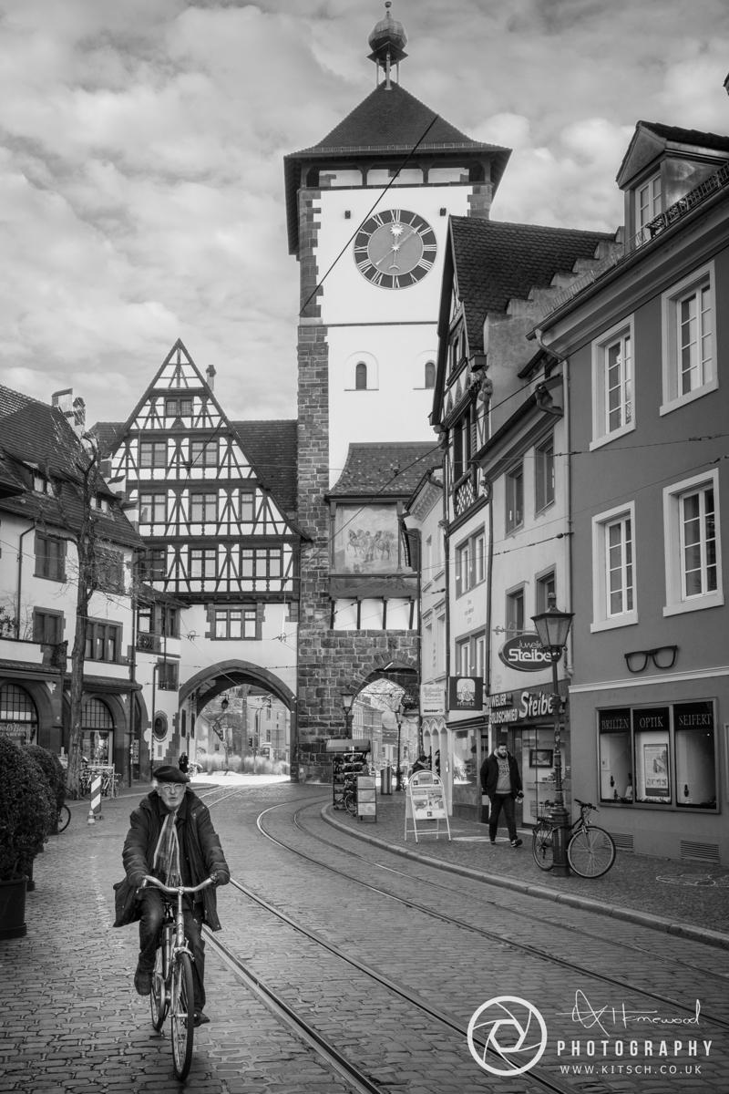 Freiburg Schwabentor Gate