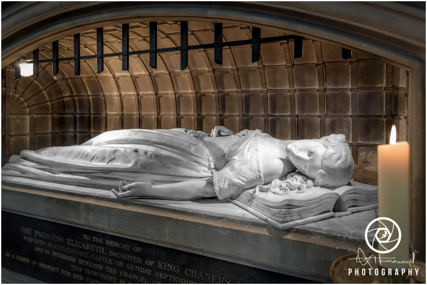 Tomb of Princess Elizabeth