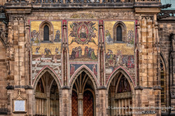 St Vitus Cathedral Prague entrance