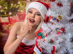 Lily Christmas Fashion Shoot