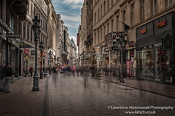 Budapest Shopping at Speed