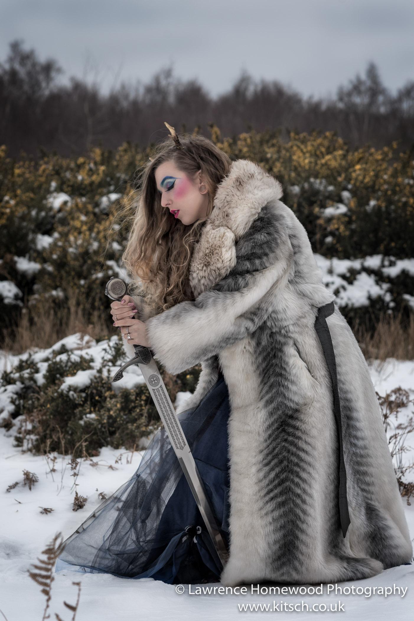 Fawn Princess - A Winters Tale19