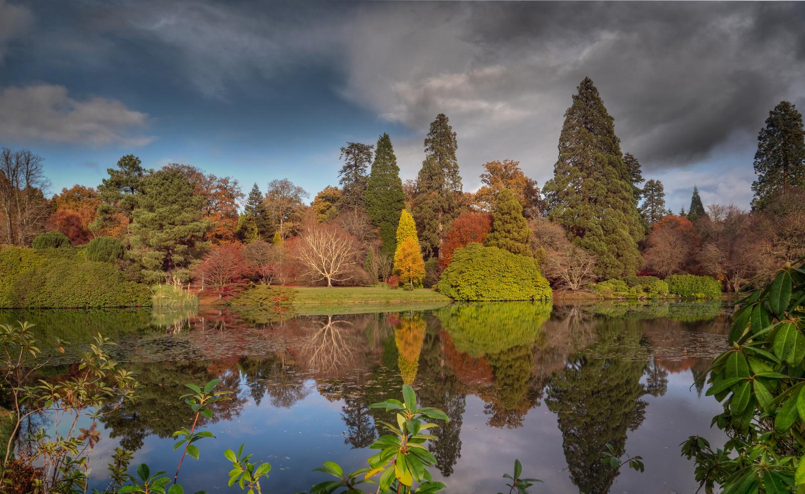 Autumn Shades Sheffield Park_