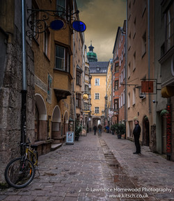 Quiet Streets of Innsbruck-2