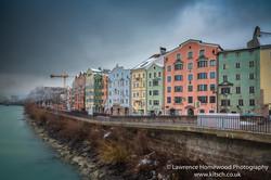 River Inn - Innsbruck Colours