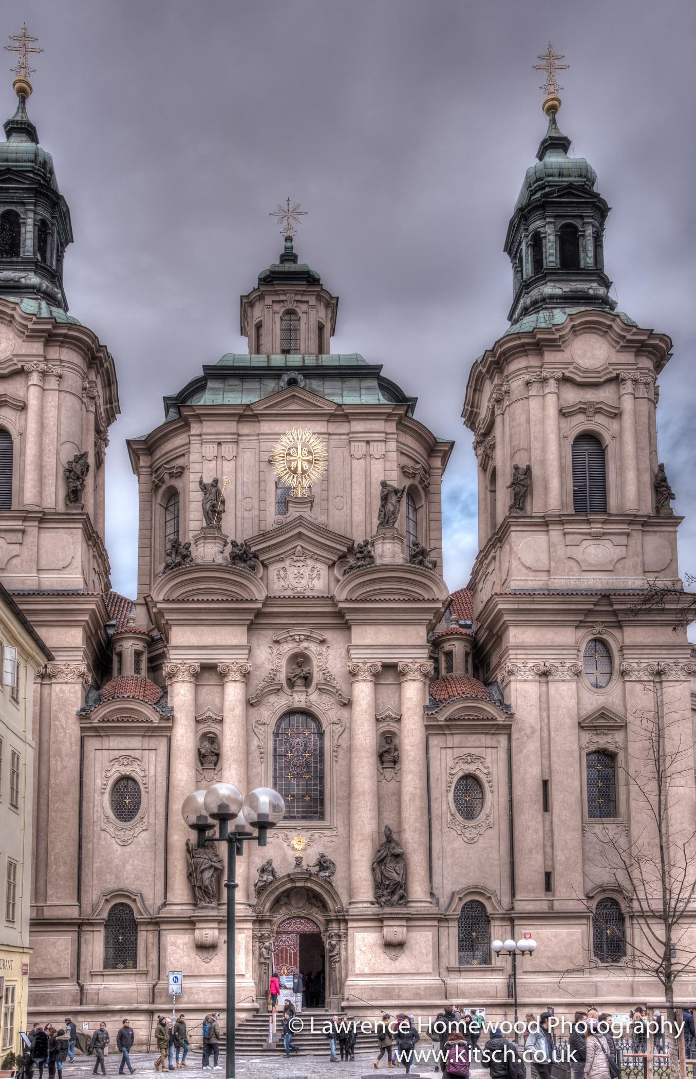 Kostel Sv Jilji
