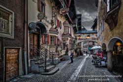 Kufstein old street 1