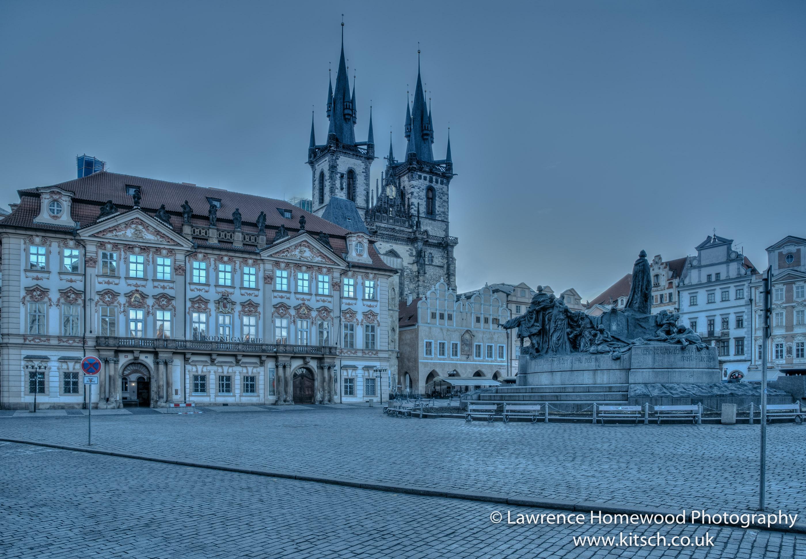 Narodni Galerie Prague