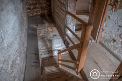 Inside the Tower Stairs