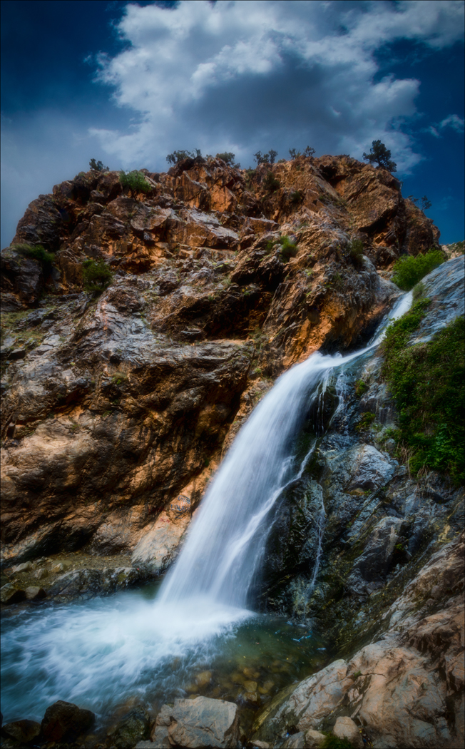 Ourika Valley Waterfall