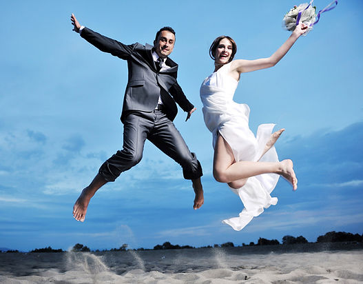 Wedding couple with body By Finn fitness online personal training in Kenmare co kerry Ireland weight loss