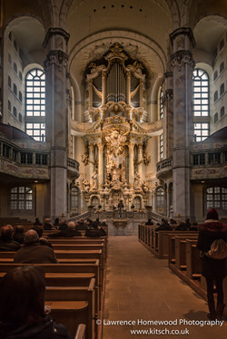 Dresden Church service